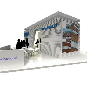Exhibition concept Buva @ Bouwbeurs Utrecht